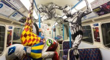 Costume company Morphsuits have admitted to being behind the Fright Mob