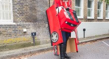 Top Gear: World's first transforming costume launches by parking in London's most expensive parking space