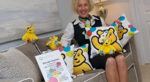 Pudsey comes home! Barratt Homes launches show home and Children in Need appeal