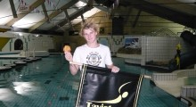 Kieran makes a splash in the Channel and brings back a grand!