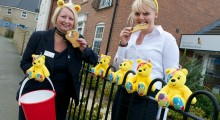 Pudsey Power! David Wilson Homes supports Children in Need