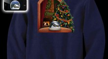 Snowing Snowglobe Sweater_lores_black