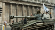 BrewDog launched EFP in June by driving a tank to the Bank of England