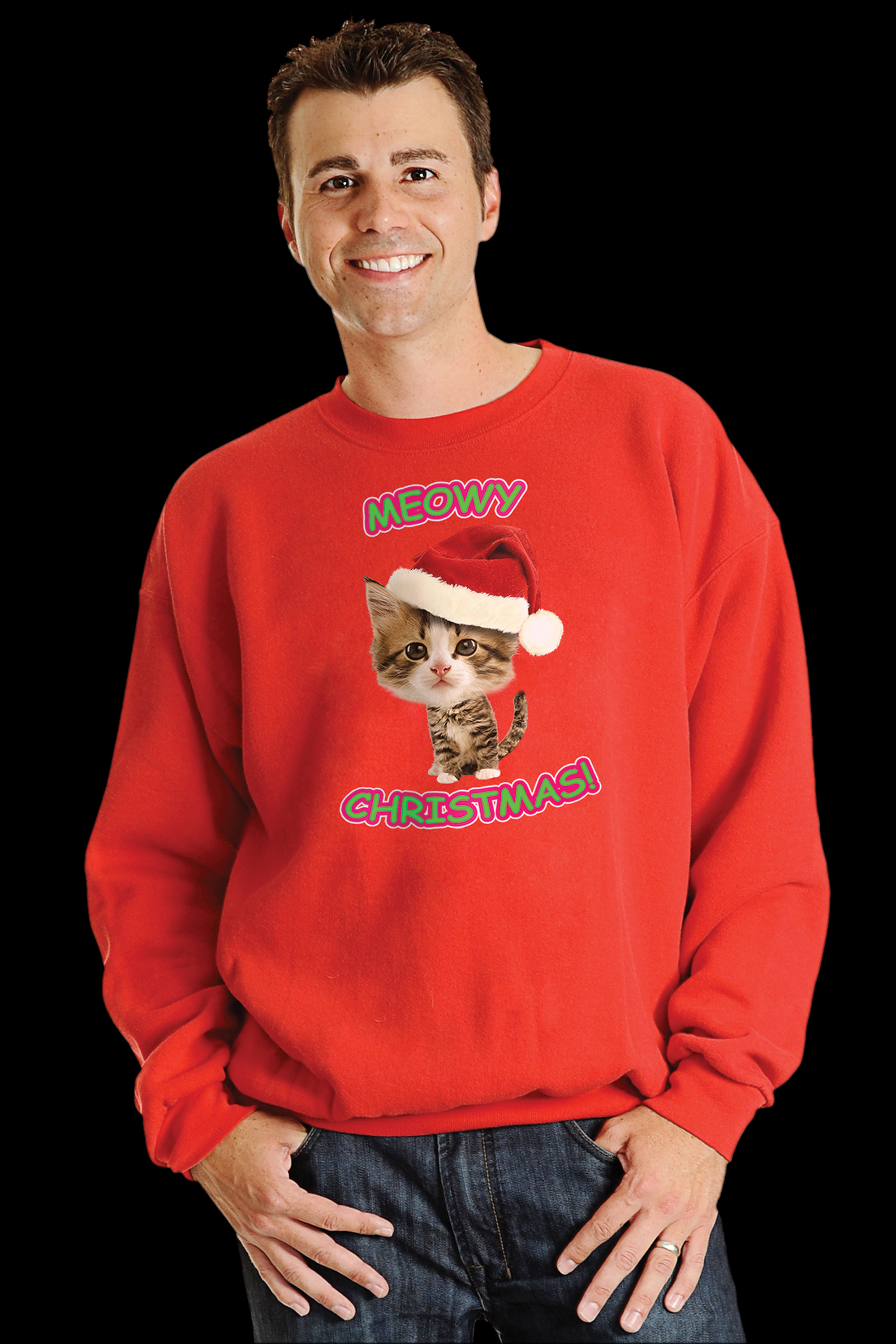 I\'m dreaming of a digital Christmas: Christmas sweaters featuring ...