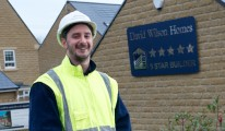 David Wilson Homes appoints new site manager at new development in Otley