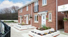 Why rent when you can own your own brand new dream home at Vogue from just £266 a month!