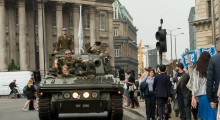 BrewDog stormed the Bank of England in June with a tank and army of misfits