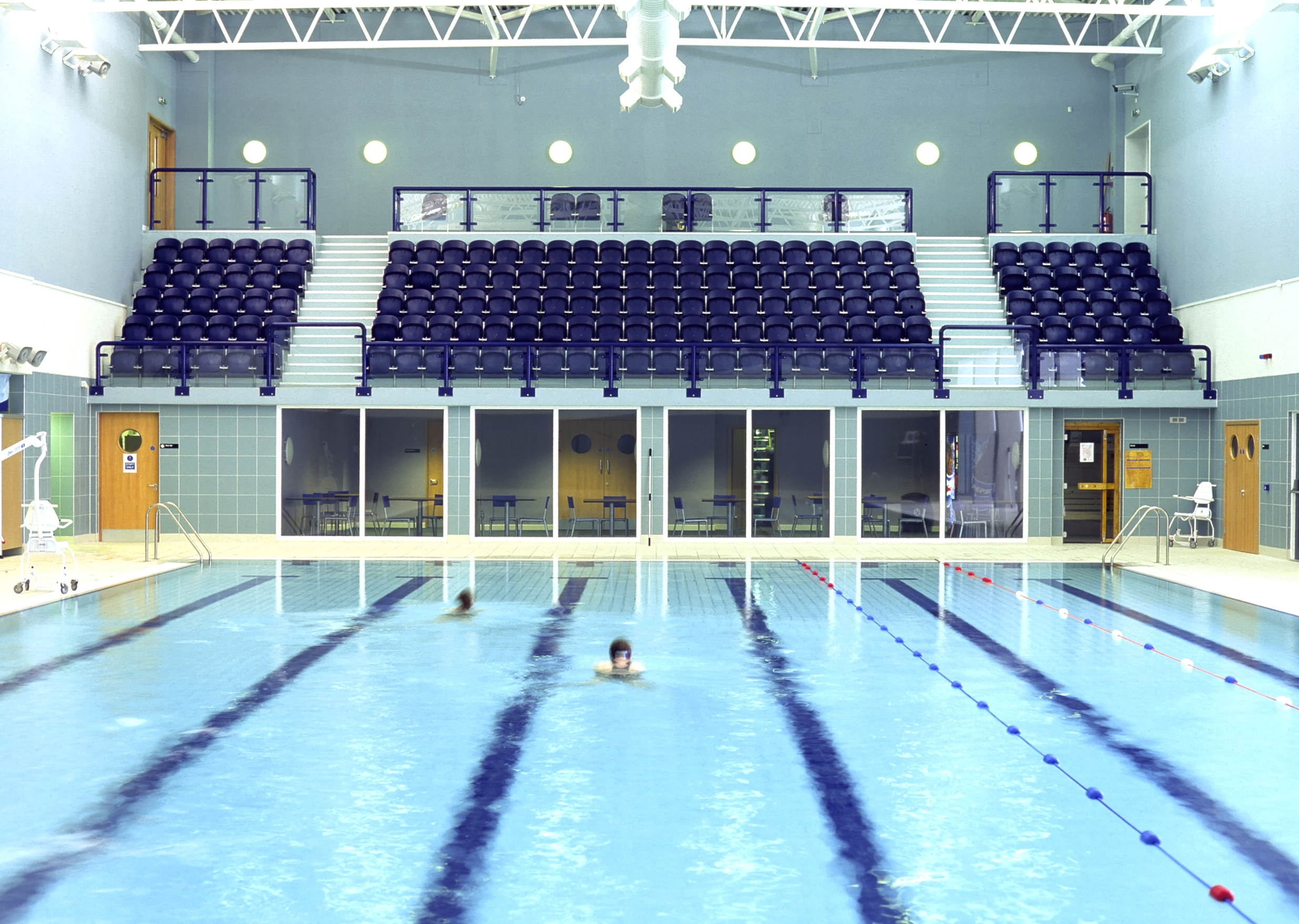 SMTri has joined up with Stoke Mandeville Stadium due to the great facilities on offer
