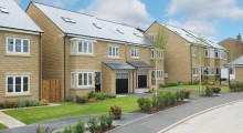 Going, going… Only two detached homes left at Baildon development!