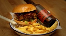 BrewDog and Honest Burgers join forces to create The BrewBurger