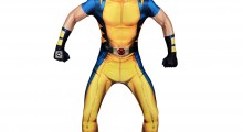 Morphsuits launches most advanced Wolverine costume with virtual mutant powers.