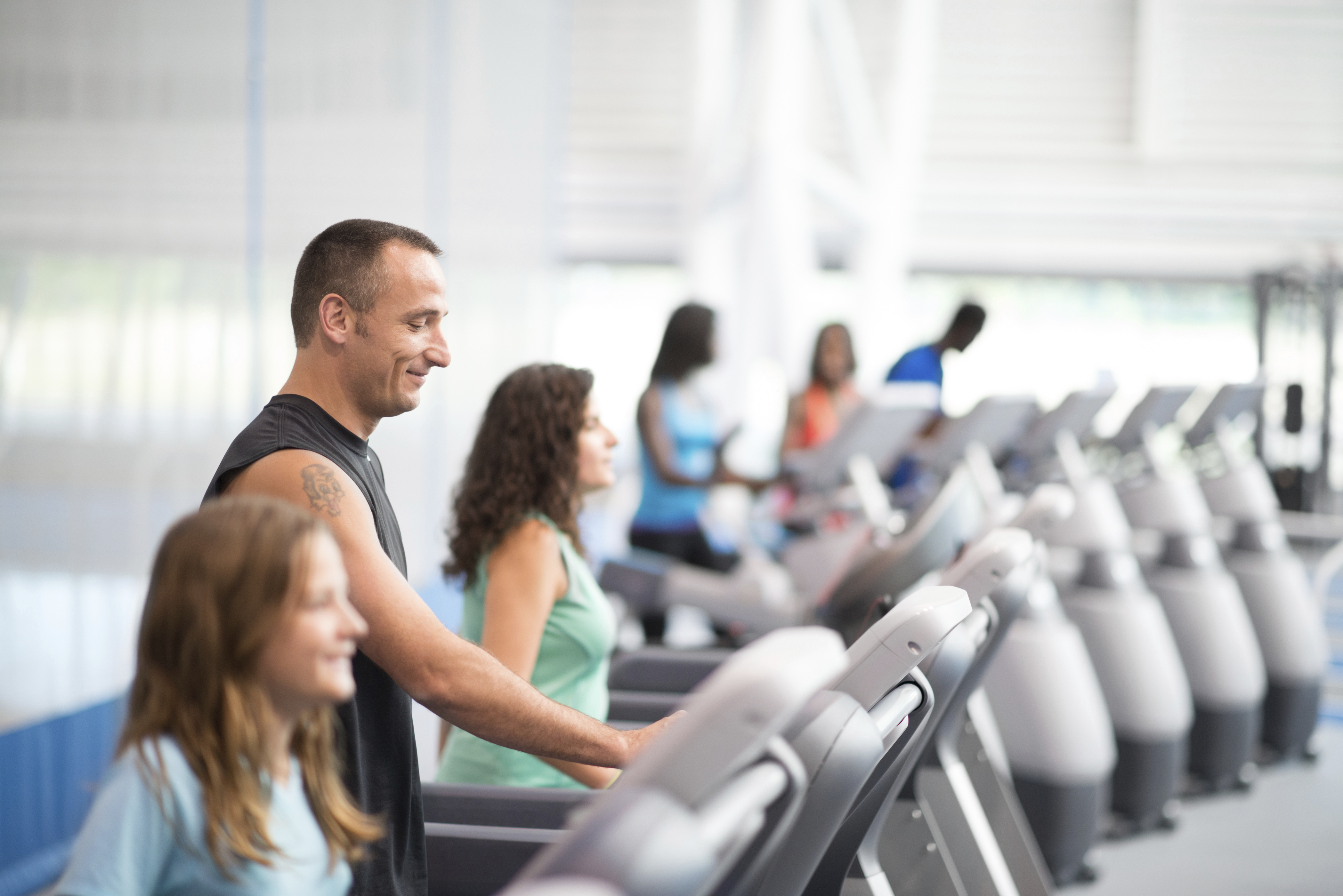 Stoke Mandeville Stadium in providing the best facilities and value for money for its member