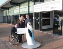 1Life raises over £11,000 for life-enhancing charity