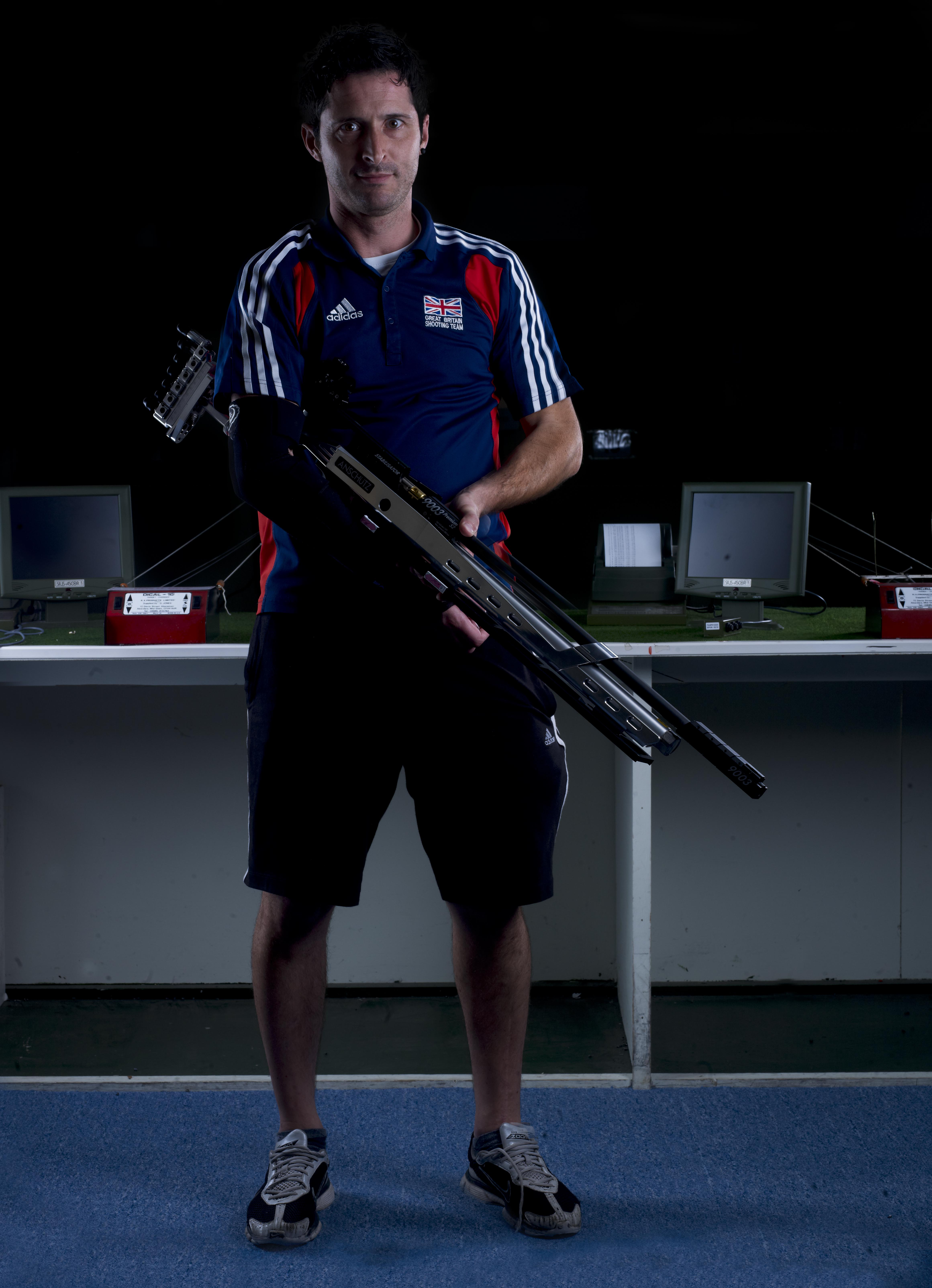 Stoke Mandeville Stadium is home to the IPC Shooting World Cup