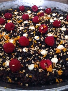 Image: Paella de Chocolate
