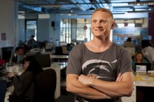 Rob Stokes, founder and CEO of Quirk