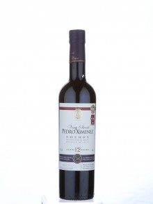 Sainsbury's Taste the Difference 12 Years Old Pedro Ximenez NV