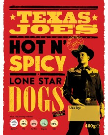 Hot Sausage: Dragon's Den star Texas Joe expands range with launch of hot dog sausage available in Waitrose