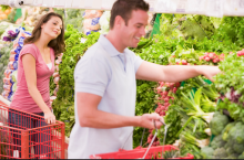 Get him up the aisle: UK shoppers finding love in the supermarket
