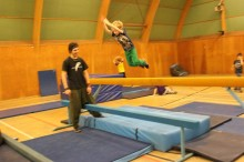 Local sports centre adds Parkour classes to its timetable