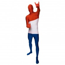 Holland Flag Morphsuit