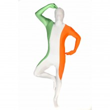 Ireland Flag Morphsuit 1
