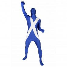 Scotland Flag Morphsuit