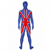 UK Flag Morphsuit