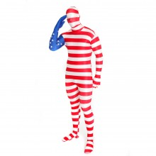 USA Flag Morphsuit