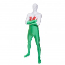 Wales Flag Morphsuit