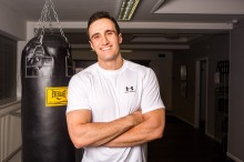 Former higher level teaching assistant overcomes injury to find success in personal training
