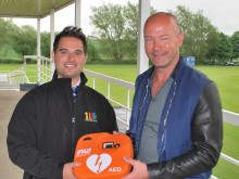 Ponteland Leisure Centre's Hearts and Goals partnership attracts Shearer's attention!