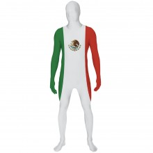 Mexican Flag Morphsuit