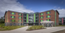 Case study: Sherbourne residences at the University of Warwick