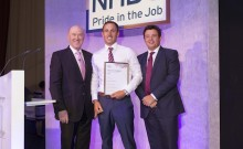 Yorkshire site managers win awards in national housebuilding competition