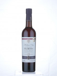 Sainsbury's Taste the Difference Oloroso Sherry 12 year old