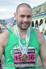 Local engineer takes on fitness challenges to raise money for Macmillan