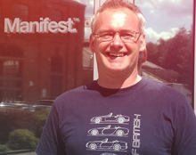 Manifest appoints new Designer and Traffic Manager
