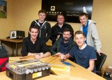 Rotherham housing developments bring local apprentices on board