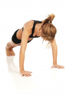 Fitness professionals reveal 28% of clients hate burpees