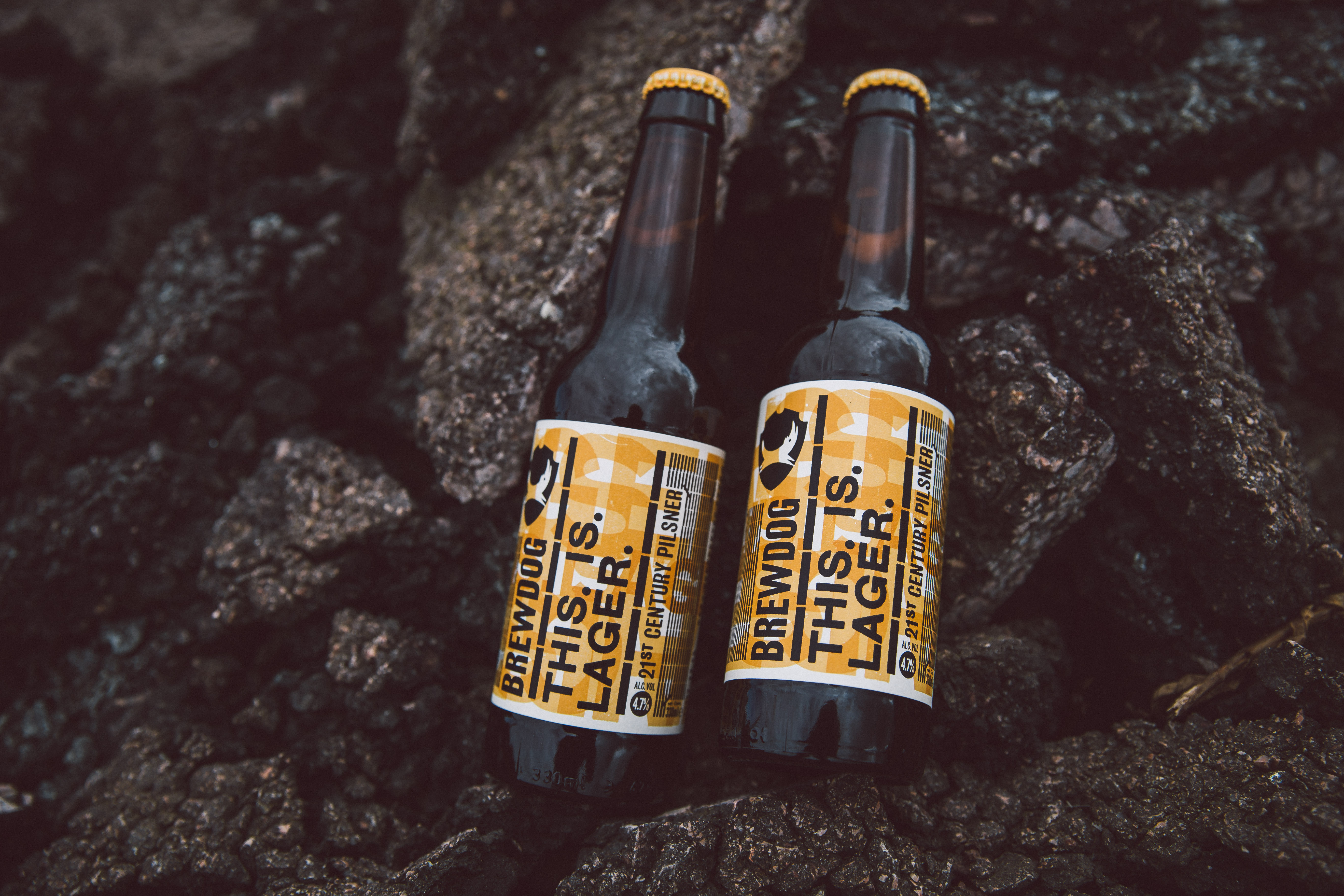 BrewDog launches This. Is. Lager. setting its sights to end binge drinking, available in all UK BrewDog bars
