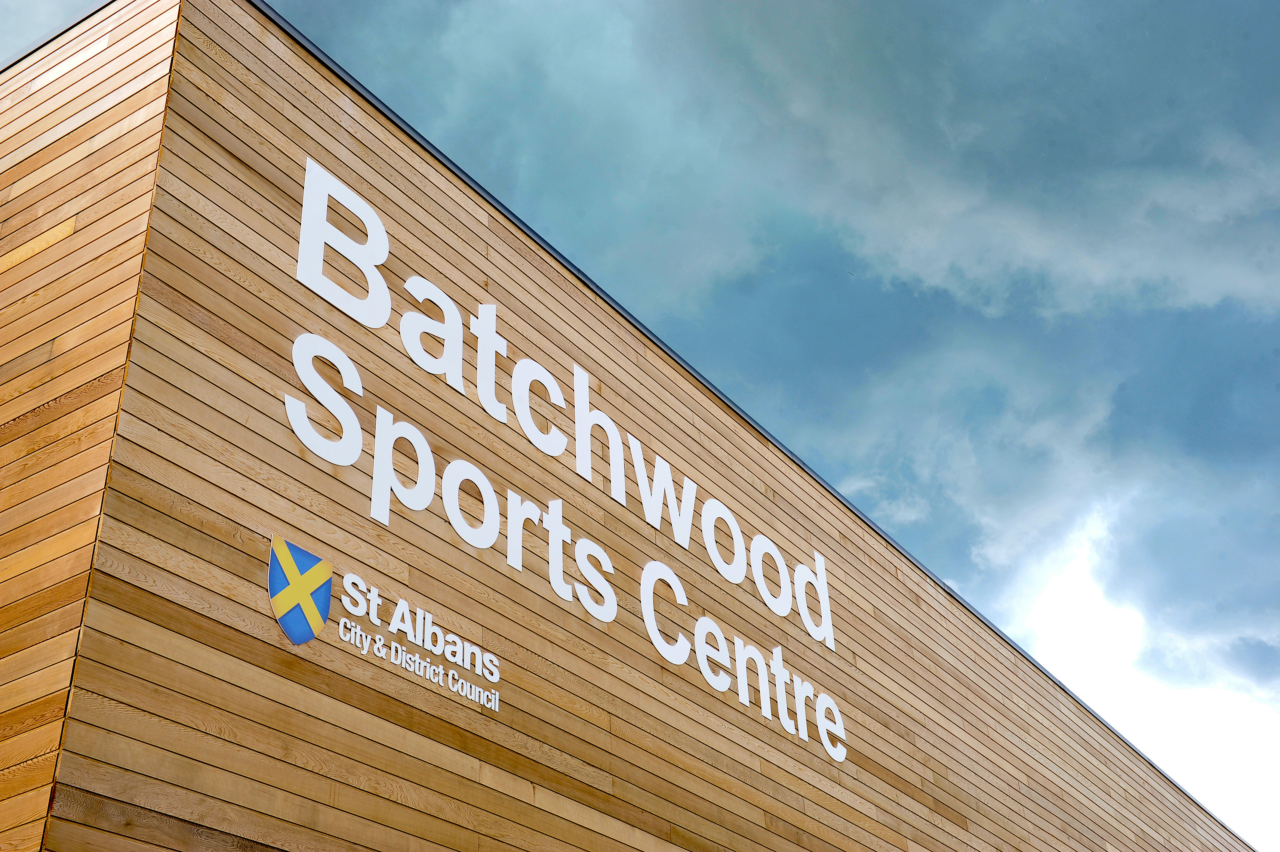 The new Batchwood Golf Course & Sports Centre features a range of fantastic facilities