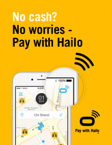 New Hailo Product Features