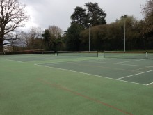 Harpenden Sports Centre serves up an ace tennis celebration