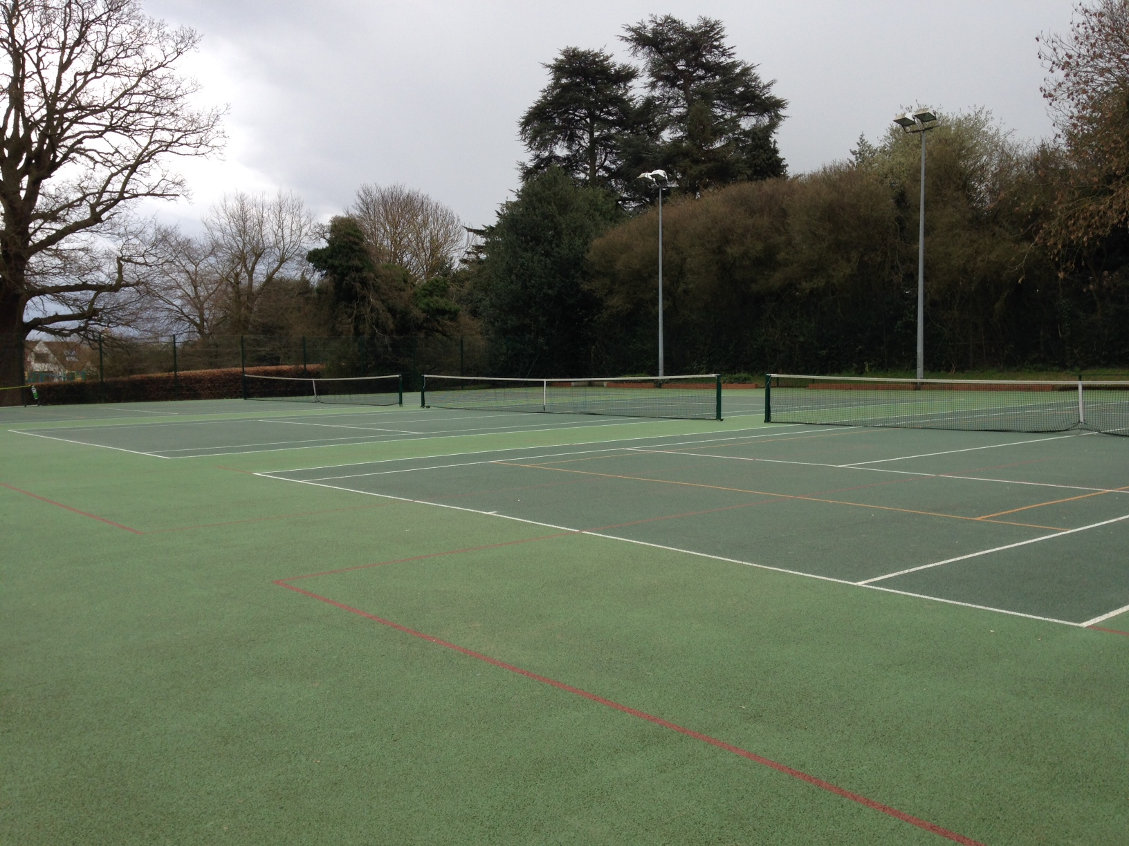 Great British Tennis Weekends are free LTA events