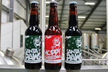 Hoppy Christmas: BrewDog launches limited edition Christmas beers for festive period