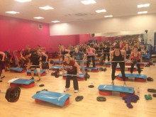 Perdiswell Leisure Centre invests £12,000 in new Les Mills equipment