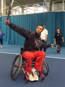 Batchwood Sports Centre to host disability tennis sessions for local school