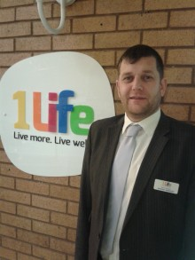 Bourne Leisure Centre welcomes new General Manager