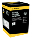 Drying out fast – Rapid Repair Mortar with Hydroloc™ drastically reduces drying time!